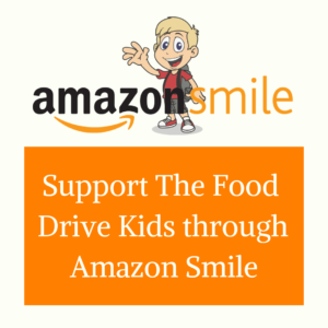 amazon smile the food drive kids