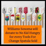 Shop to fight childhood hunger - Williams sonoma