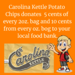Shop to fight childhood hunger - carolina kettle