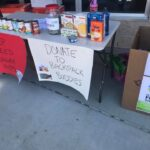 Food Drive For Backpack Buddies - 2019